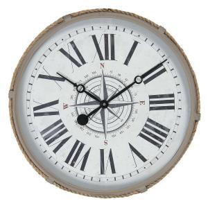 Nástenné hodiny Clayre & EEF, 6KL0518, 54cm