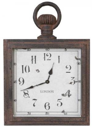 Nástenné hodiny Clayre & EEF, 6KL0202, 55cm