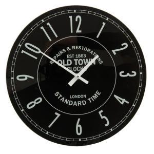 Nástenné hodiny Clayre & EEF, 6KL0253, 30cm