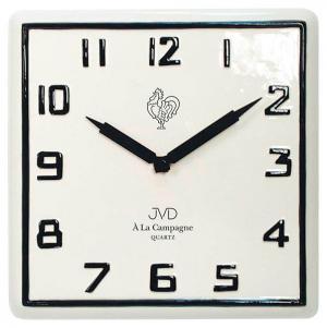 Nástenné hodiny JVD quartz TS2618.1 25cm