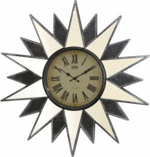 Nástenné hodiny MPM 3682.90 - čierna, 55cm