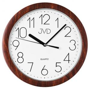 Nástenné hodiny quartz drevo Time 2.20 25cm