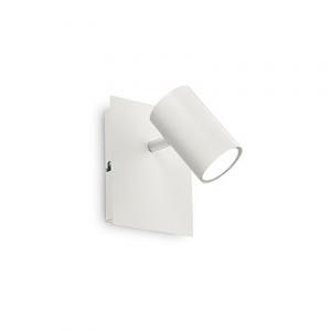 Nástenné svietidlo Ideal LUX SPOT AP1 BIANCO 156729