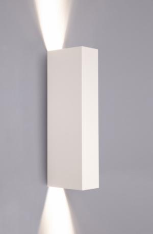 Nástenné svietidlo Nowodvorski MALMO WHITE  9704