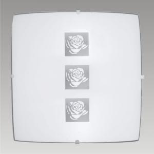 Nástenné svietidlo PREZENT DELTA biela   45041 K