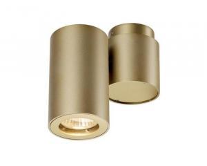Nástenné svietidlo SLV ENOLA B spot 1  zlatá 151823