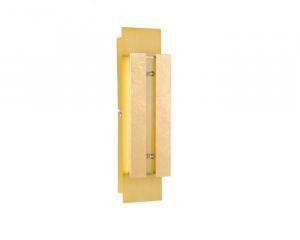 Nástenné svietidlo WOFI  Arlon zlatá 4379.02.15.7000