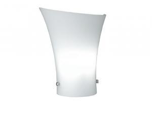 Nástenné svietidlo WOFI Zibo sklo bílé 4172.01.06.0000