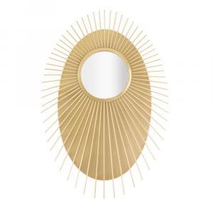 Nástenné zrkadlo Mauro Ferretti Glam Eye, 75 × 110,5 cm