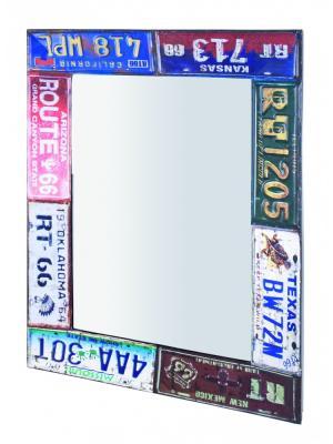 Nástenné zrkadlo Roando, 81 cm