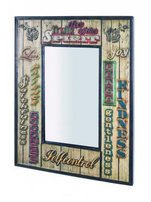 Nástenné zrkadlo Spirit, 70 cm
