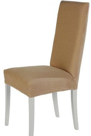 Návlek na stoličku NATALI Farba: béžová