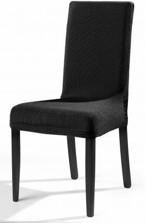 Návlek na stoličku TIMEA Farba: čierna