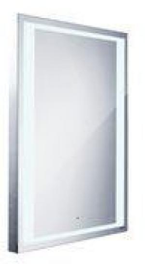 NIMCO zrkadlo LED SENZOR hranaté 60x80cm (svietiace po obvode) 26W ZP 4001-S ZP 4001-S