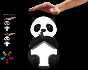 Nočná lampa - Panda