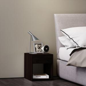 Nočný stolík Sledo Mini, orech