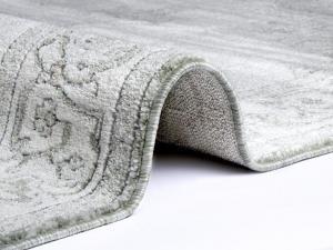 NOURISTAN Kusový koberec Provence 104624 Green/Cream 200x290