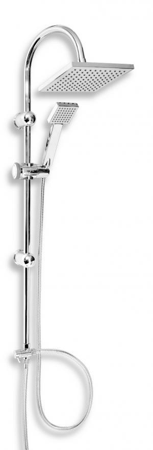 Novaservis SET031,0 sprchová súprava k nástennej sprchovej alebo vaňovej batérii