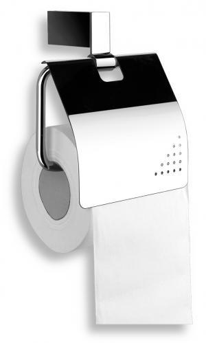 Novaservis Titania Kate 66538,0 držiak toaletného papiera s krytom