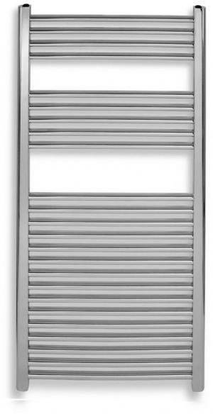 NOVASERVIS - Otopné těleso 450 mm rovné - chrom (450/1600/R,0)