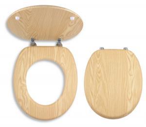 Novaservis WC/JASAN sedátko na WC dýhované drevo