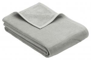 Novel DOMÁCA DEKA, bavlna, 150/200 cm - strieborná