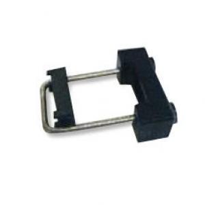 Objímka obdĺžnikového stĺpika pre uchytenie panelu Objímka pre obdĺžnikové stĺpiky