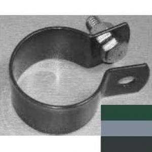 Objímka okrúhleho stĺpika pre napinák  Objímka napináku pre plotový stĺpik 60mm - pozinkovaná