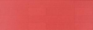 Obklad-dekor 60x20 Rako Tendence WADVE053 červený
