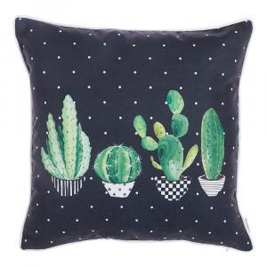 Obliečka na vankúš Apolena Home Cactus, 43×43 cm