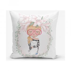 Obliečky na vaknúš s prímesou bavlny Minimalist Cushion Covers Student, 45×45 cm
