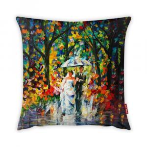 Obliečka na vankúš Vitaus Palireto Autumn Dos, 43 × 43 cm