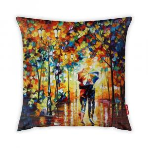 Obliečka na vankúš Vitaus Palireto Autumn Uno, 43 × 43 cm