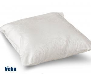 Obliečka na vankúšik Tencel vetvičky biela 40x40 cm bavlna