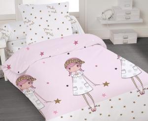 Obliečky Make a Wish 140x200 jednolôžko - štandard bavlna