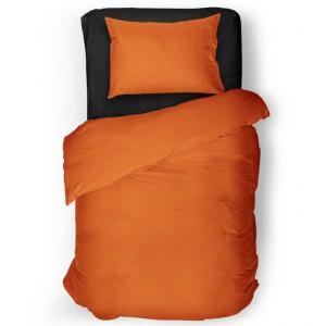 Obliečky Oranžové (Rozmer: 1x140/200 + 1x90/70)