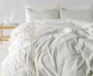 Obliečky Stonewash Tissue Snowhite