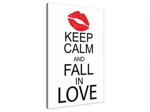 Obraz na plátne Fall in love 40x60cm ON5106A_1F