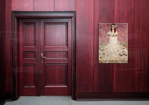 Obraz na plátne MÄDA PRIMAVESI – Gustav Klimt REP042