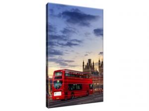 Obraz na plátne Westminsterský palác v Londýne 20x30cm S-1185A_1S(P)