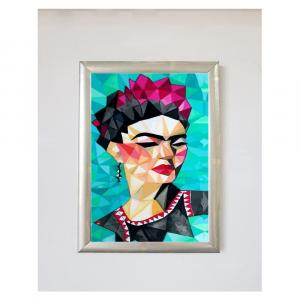 Obraz Piacenza Art Pop Art Frida, 30 × 20 cm