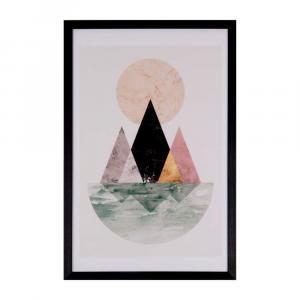 Obraz sømcasa Isla, 40 × 60 cm
