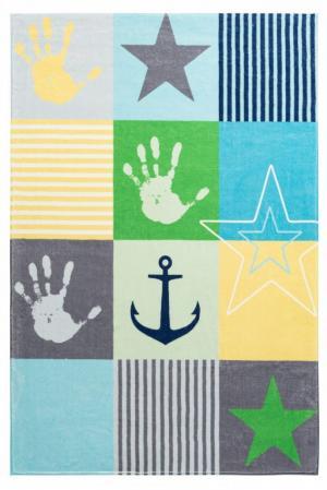 Obsession koberce Dětský kusový koberec Stars 411 blue - 160x230 cm