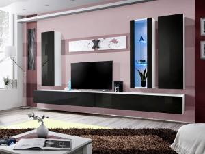 Obývacia stena AIR E 25 WS AI E4 (s osvetlením)