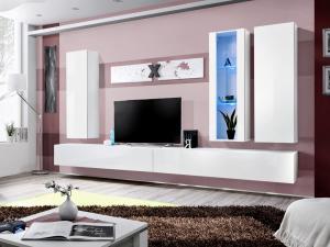 Obývacia stena AIR E 25 WW AI E4 (s osvetlením)