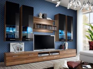 Obývacia stena Dorade 20 NS DO (s osvetlením)