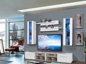 Obývacia stena Invento 25 WS IN B2 (s osvetlením)