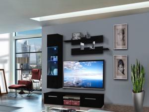Obývacia stena Cover 25 ZZ CO F1 (s osvetlením)
