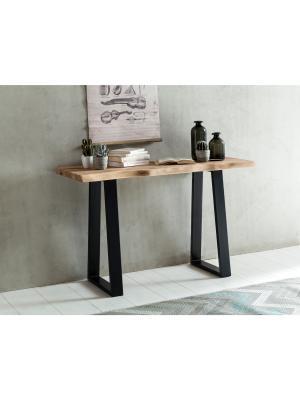 Odkladací/konzolový stôl Gaya, 120 cm, masív agát