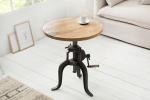 Odkladací stolík Franklin, 50cm, mango